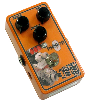 catalinbread Super Charged OD
