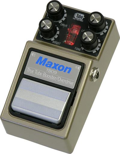 MAXON TBO9 [True Tube Booster/Overdrive]