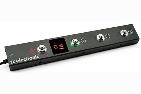 TC Electronic REMOTE RC4 [RH450用リモート・フットスイッチ]