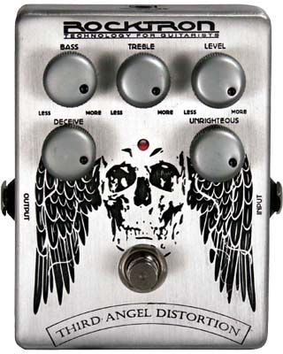 Rocktron Boutique Stompbox Third Angel Distortion