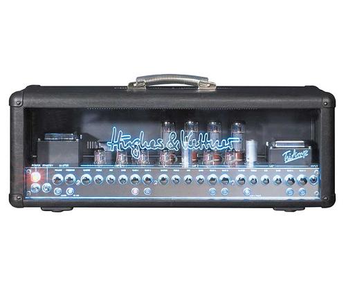 Hughes&Kettner TRIAMP-MKII[Midi]&Pearl PSC-AMP/H[放大器脑袋准硬件情况]