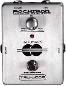 Rocktron Boutique Stompbox Tru-Loop