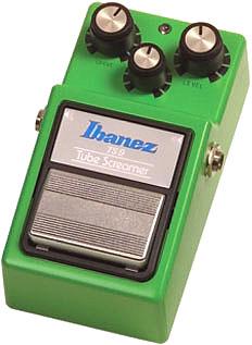 Ibanez TS9 Tube Screamer 【HxIv13_04】 【HxIv17_04】