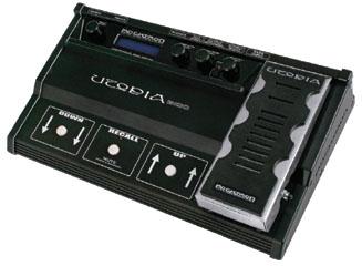 Rocktron UTOPIA B100 [Professional Bass System]