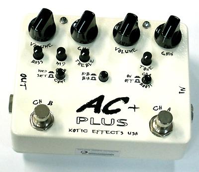 Xotic AC+ Plus