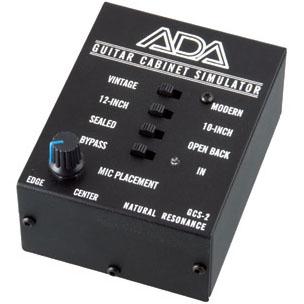 ADA GCS-2 [Guitar Cabinet Simulator]