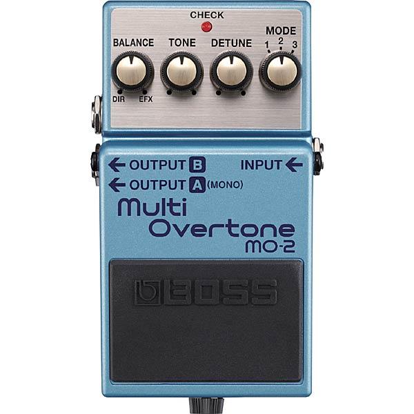 BOSS MO-2 [Multi Overtone] 【期間限定★送料無料】 【ikbp5】 【IKEBE×BOSSオリジナルデザイン缶クージープレゼント】