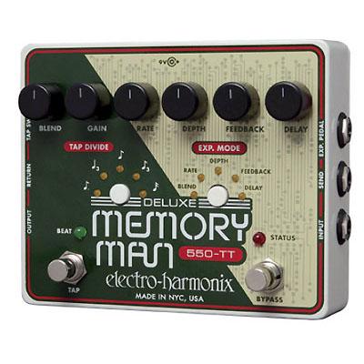 Electro Harmonix Deluxe Memory Man 550-TT 【期間限定新品特価!】