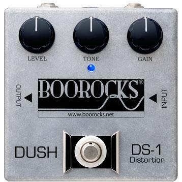 BOOROCKS DUSH [Distortion DS-1]