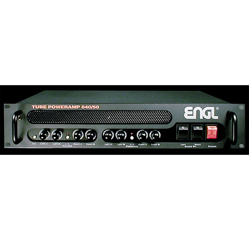 ENGL Tube Poweramp E840/50 【受注生産品】