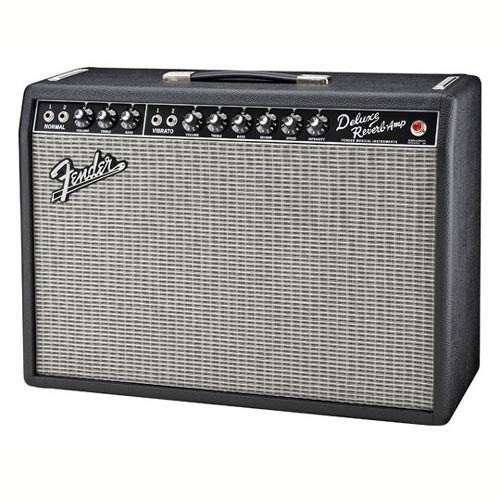 Fender USA 65 Deluxe Reverb 【ikbp5】
