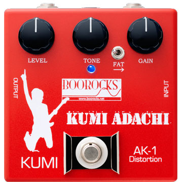 BOOROCKS KUMI [Distortion AK-1] 【限定品】