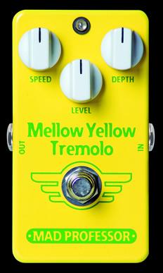 MAD PROFESSOR Mellow Yellow Tremolo FAC