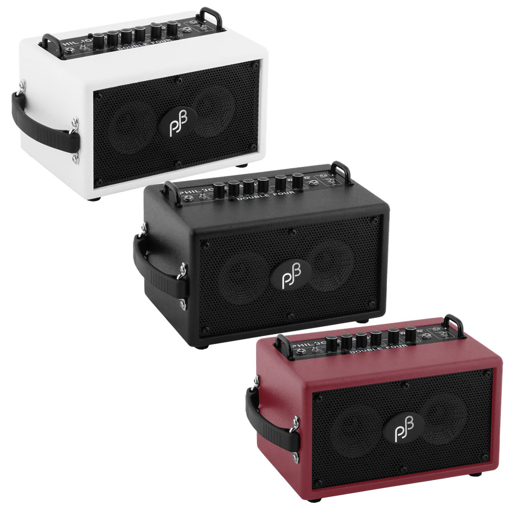 PJB Phil Jones Double Four BG-75 [Multi Purpose Micro Bass Combo Amp]