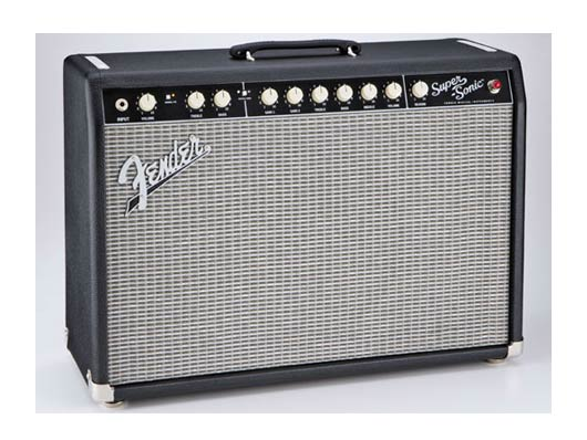 Fender USA Super-Sonic 22 Combo (Black) 【特価】
