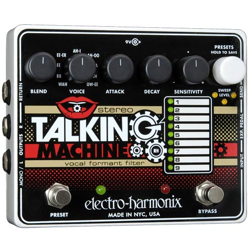 Electro Harmonix Stereo Talking Machine 【期間限定新品特価!】