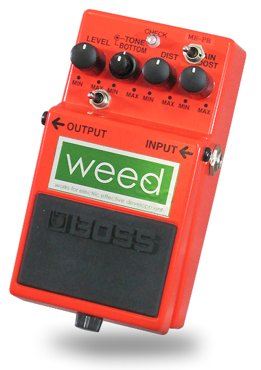 weed MD-2 mod/Double SW