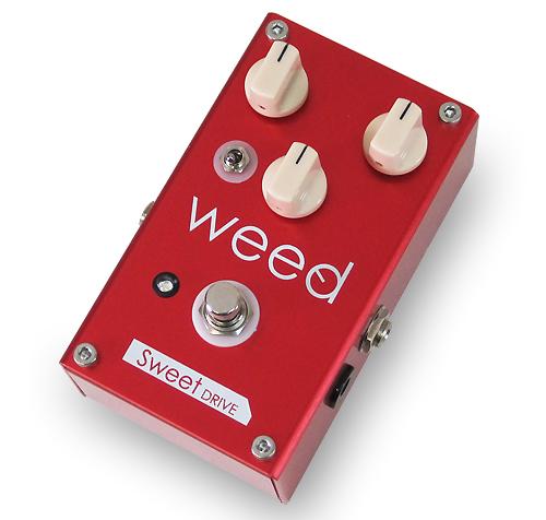 weed Sweet DRIVE-RED [Hi Gain model]