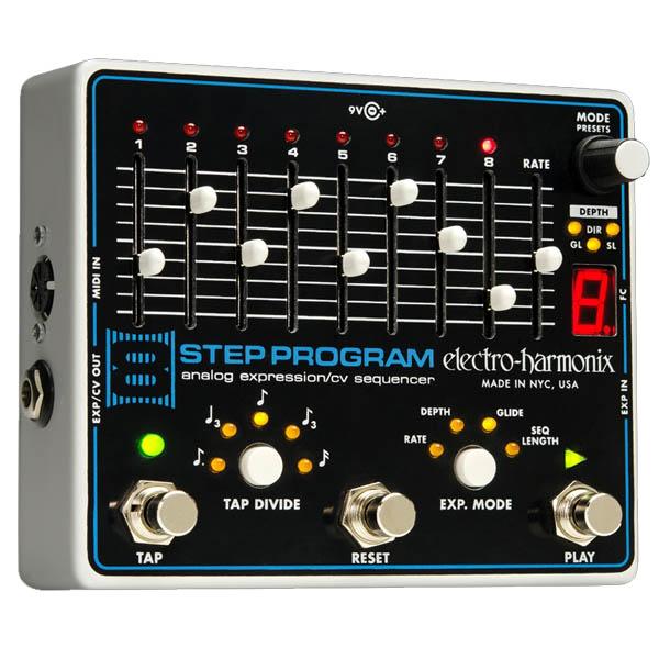 Electro Harmonix 《エレクトロ・ハーモニックス》 Switchblade Plus エフェクター(ラインセレクター)