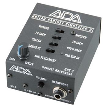 ADA GCS-3 [Guitar Cabinet Simulator]