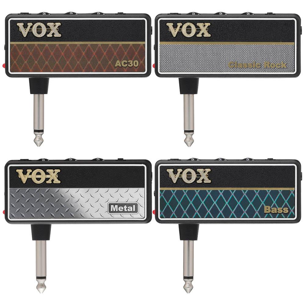 ヘッドフォンアンプシミュレーター VOX 安心の定価販売 amPlug 税込 2