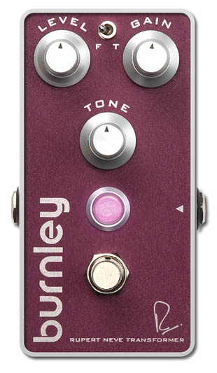 Bogner BURNLEY RUPERT NEVE DESIGNS DISTORTION