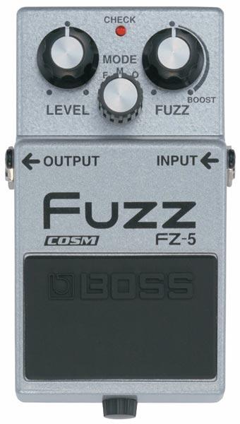 BOSS FZ-5 [Fuzz] 【期間限定★送料無料】 【ikbp5】 【IKEBE×BOSSオリジナルデザイン缶クージープレゼント】
