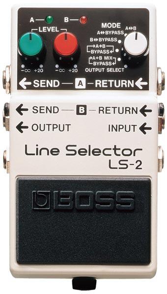 BOSS LS-2 [Line Selector]【期間限定 BOSS LS-2★送料無料】【ikbp5【ikbp5】】【IKEBE×BOSSオリジナルデザイン缶クージープレゼント】, シューマートワールド:7ee1c103 --- officewill.xsrv.jp