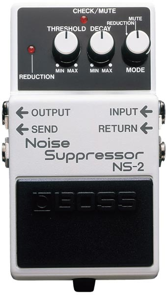 BOSS NS-2 [Noise Suppressor] 【期間限定★送料無料】 【ikbp5】