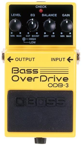 BOSS ODB-3 [Bass OverDrive] 【期間限定★送料無料】 【ikbp5】