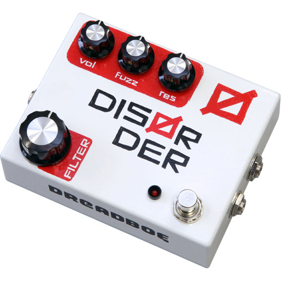 DREADBOX DISORDER [Fuzz-Drive with VC Filter]