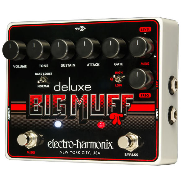 Electro Harmonix Deluxe Big Muff Pi 【期間限定新品特価!】