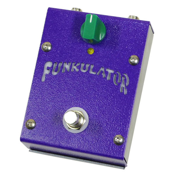 Creation Audio Labs FUNKULATOR [BASS TONE SHAPER] 【期間限定円高還元セール】