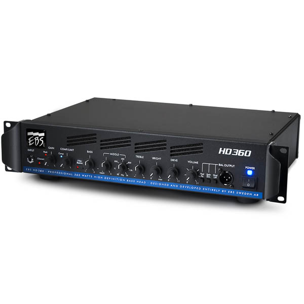 EBS HD360 Amp Head