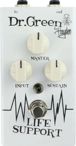Hayden Life Support [Dr. Green Pedals]