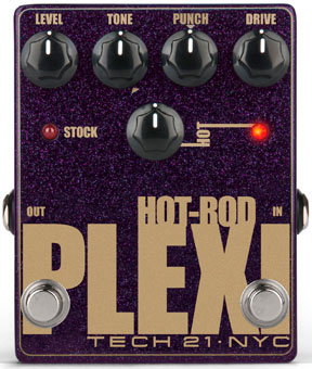 TECH21 Hot-Rod Plexi