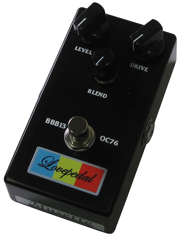 Lovepedal BBB 2013 [OC76 Ge Hybrid Fuzz]