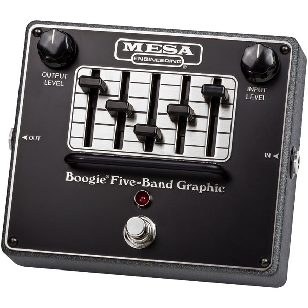Mesa/Boogie FIVE-BAND GRAPHIC [Equalizer] 【特価】