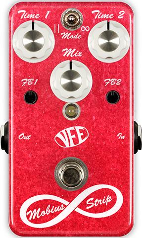 VFE pedals Mobius Strip