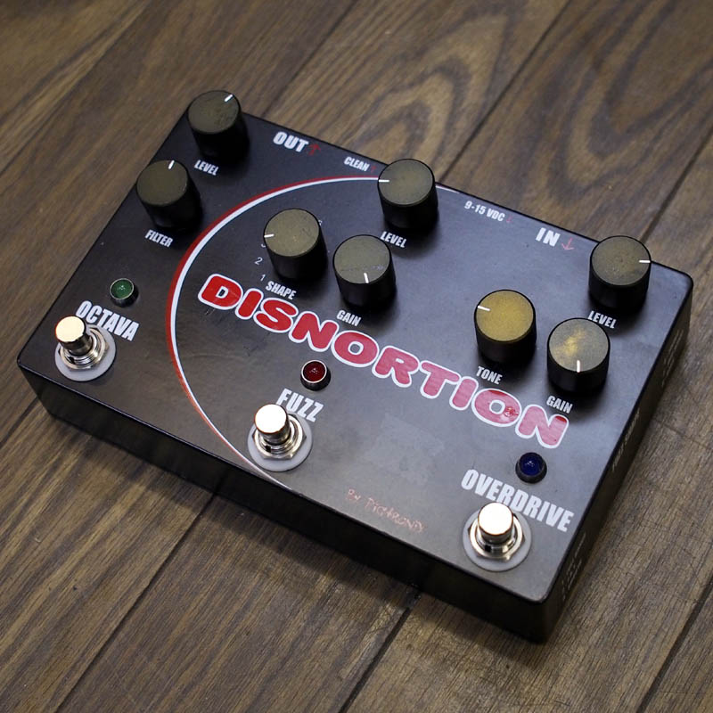PiGtRONiX DISNORTION 【USED】 【中古】