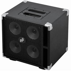 PJB Phil Jones Bass Compact 4 (C4/400W/8Ω) [Compact Speaker Cabinet]