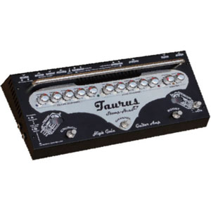 Taurus StompHead 4. High Gain [70W真空管ギター・アンプヘッド・ペダル] 【特価】