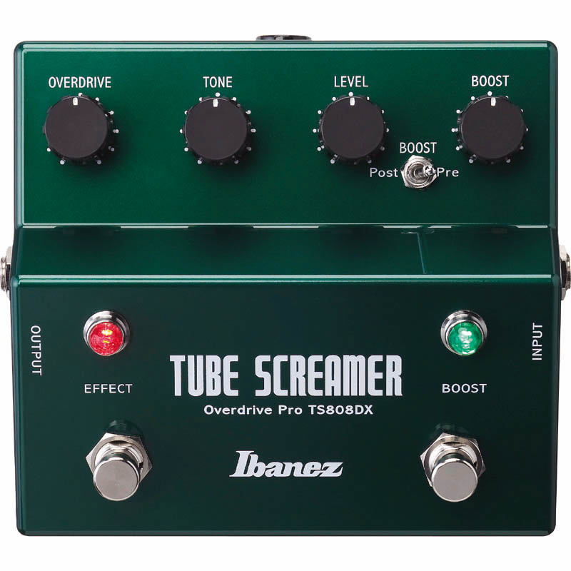 Ibanez TS808DX 【特価】