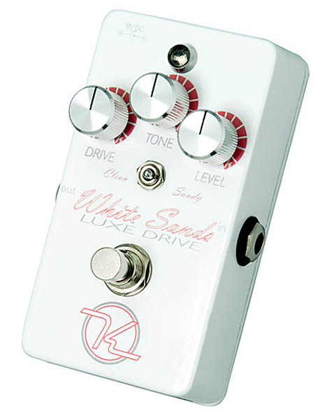 Keeley Electronics White Sands LUXE DRIVE 【期間限定円高還元セール】