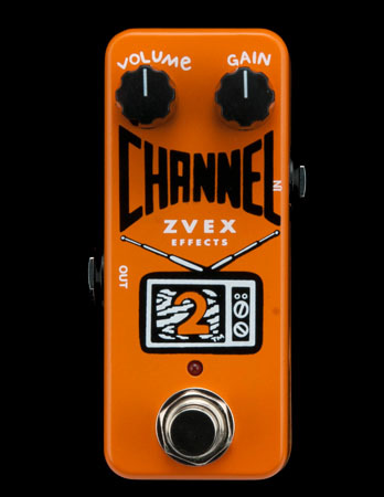 Z-VEX Channel 2 【特価】