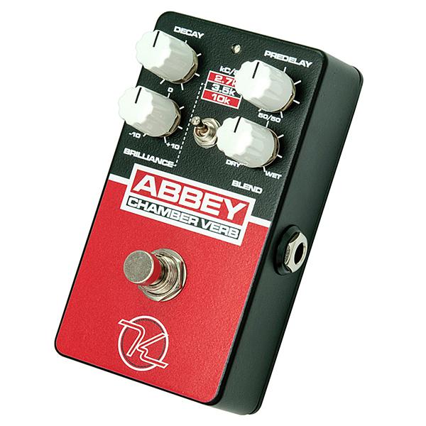 Keeley Electronics Abbey Chamber Verb 【期間限定円高還元セール】