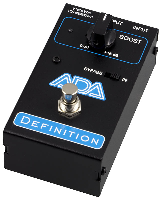 ADA DEFINITION [Preamp + Booster]