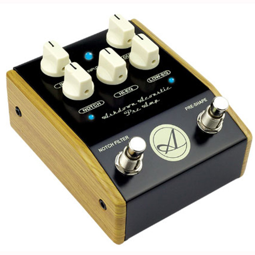 Ashdown Acoustic Preamp Pedal