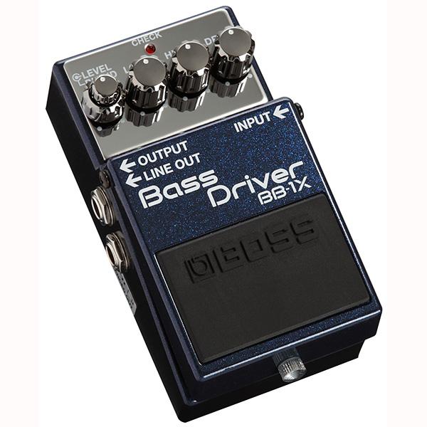 BOSS BB-1X [Bass Driver] 【期間限定★送料無料】 【ikbp5】 【IKEBE×BOSSオリジナルデザイン缶クージープレゼント】