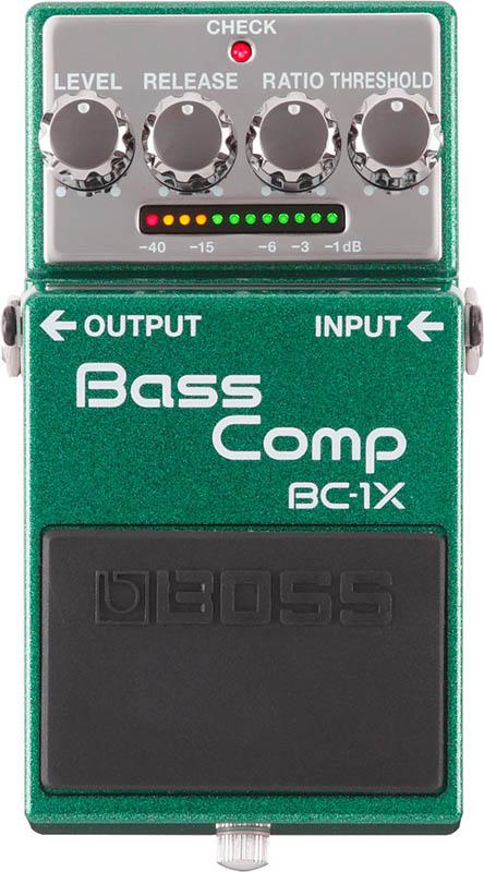 BOSS BC-1X [Bass Comp] 【7月下旬入荷予定】 【期間限定★送料無料】 【新製品AMP/FX】 【ikbp5】